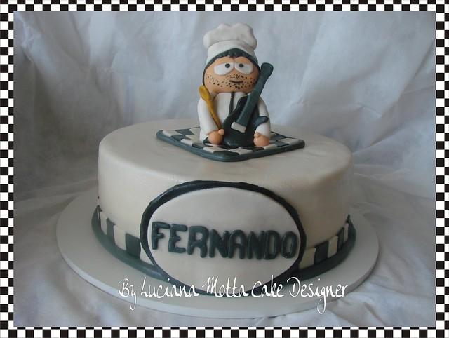 BOLO DO FERNANDO (FERNANDO´S BIRTHDAY CAKE)