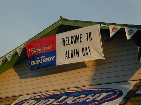 Albin Day