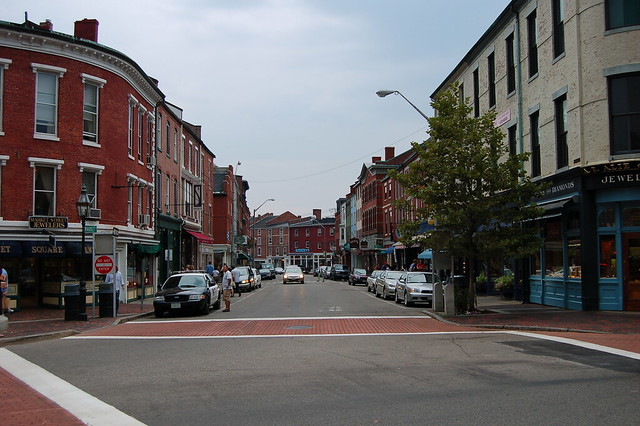 Portsmouth Nh Shopping >> Downtown shops, Portsmouth, NH | Flickr - Photo Sharing!