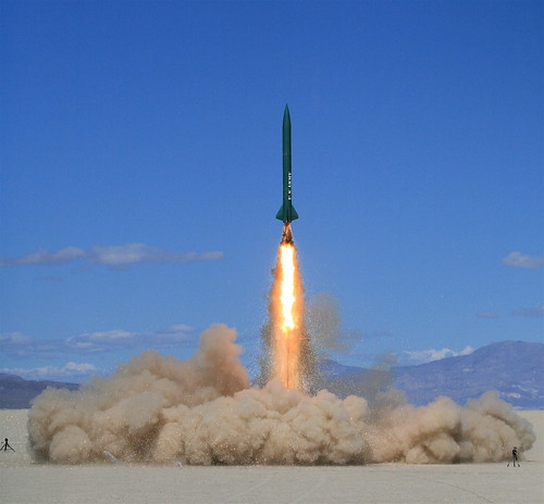 Is Your WordPress Site's Speed Affecting Search Rankings - Image of a rocket