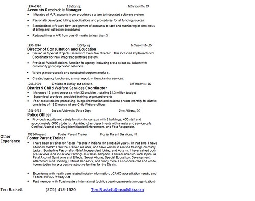 immigration lawyer resume