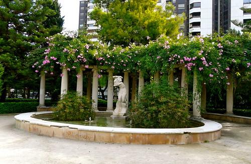 Flickriver photoset 39 jardines del real jardines de for Viveros en segovia