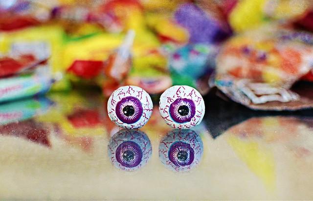 candy eyed
