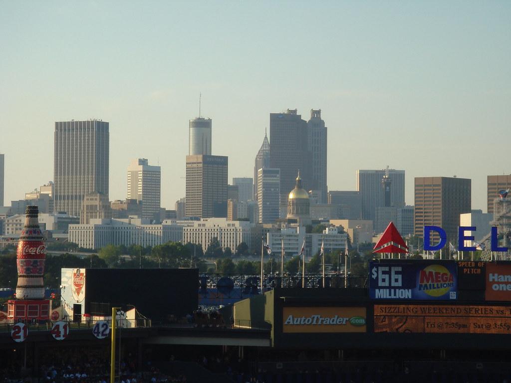 Seattle Vs Atlanta Skylines Best Better People Boston