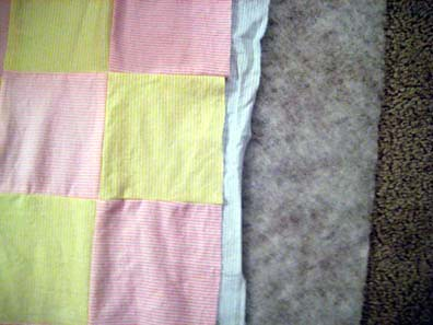 Yellow Bed Quilt Covers