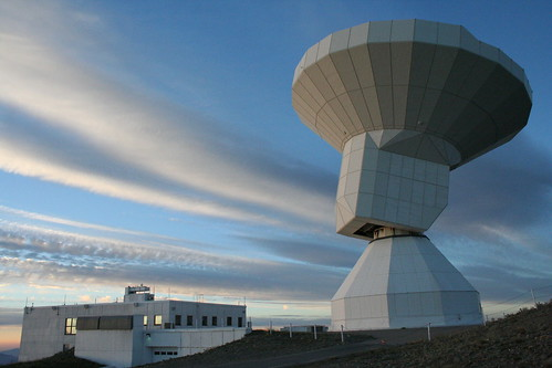 IRAM 30m Telescope, Sierra Nevada, Spain