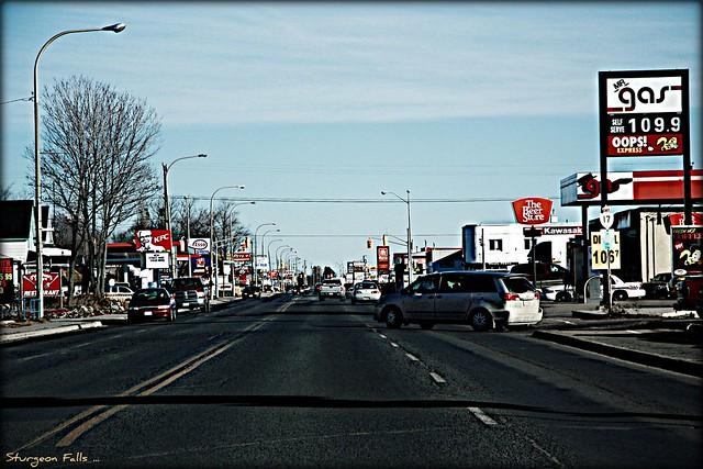 Sturgeon Falls Ontario