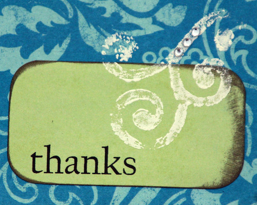 Gratitude Card Set 5 by Fern R
