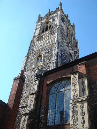 Church of St Lawrence, Ipswich