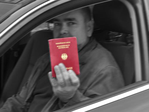 passport, please!