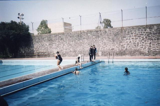 Prepa 8 alberca flickr photo sharing for Alberca 8 de julio