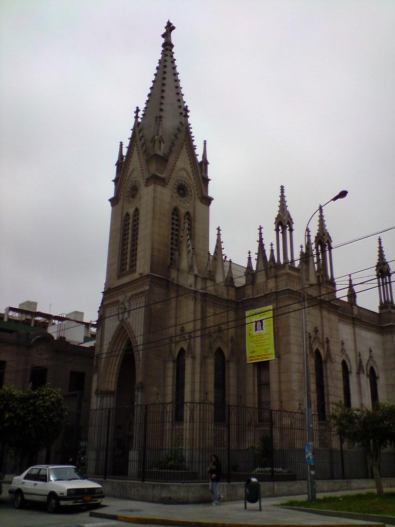 Lima - Iglesia Cristo Rey