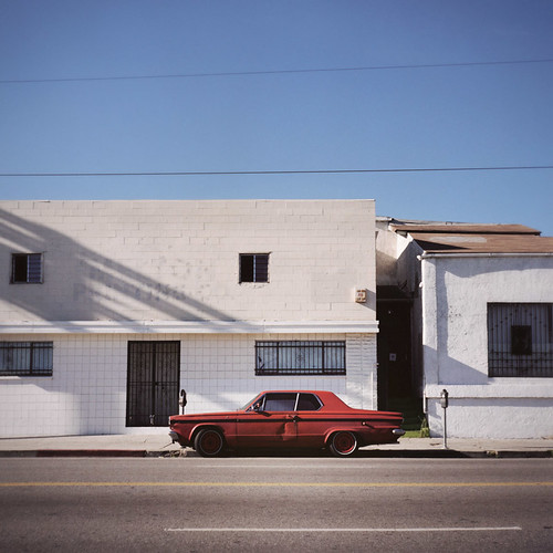 East Hollywood by ryan schude