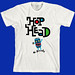 Hop Head (Mr Brewsky) t shirt