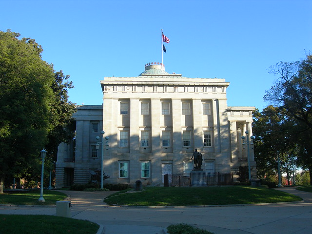 North Carolina State Capitol Flickr Photo Sharing