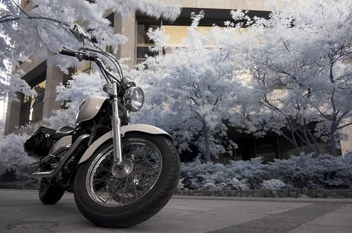Motorcycle - IR