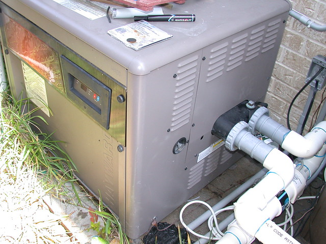 Hayward H400 Pool Heater 400000 Btu Hayward Pool Heater