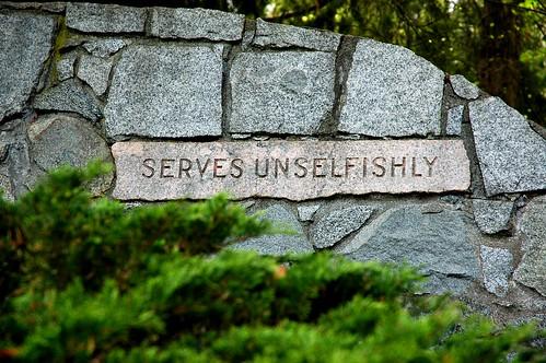 Wonderlane Serves Unselfishly In Stone Seward Park