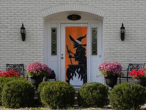 halloween door decoration ideas free printable coloring pages - Halloween Door Decorations Ideas