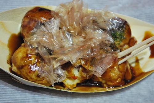 Al rico Takoyaki !