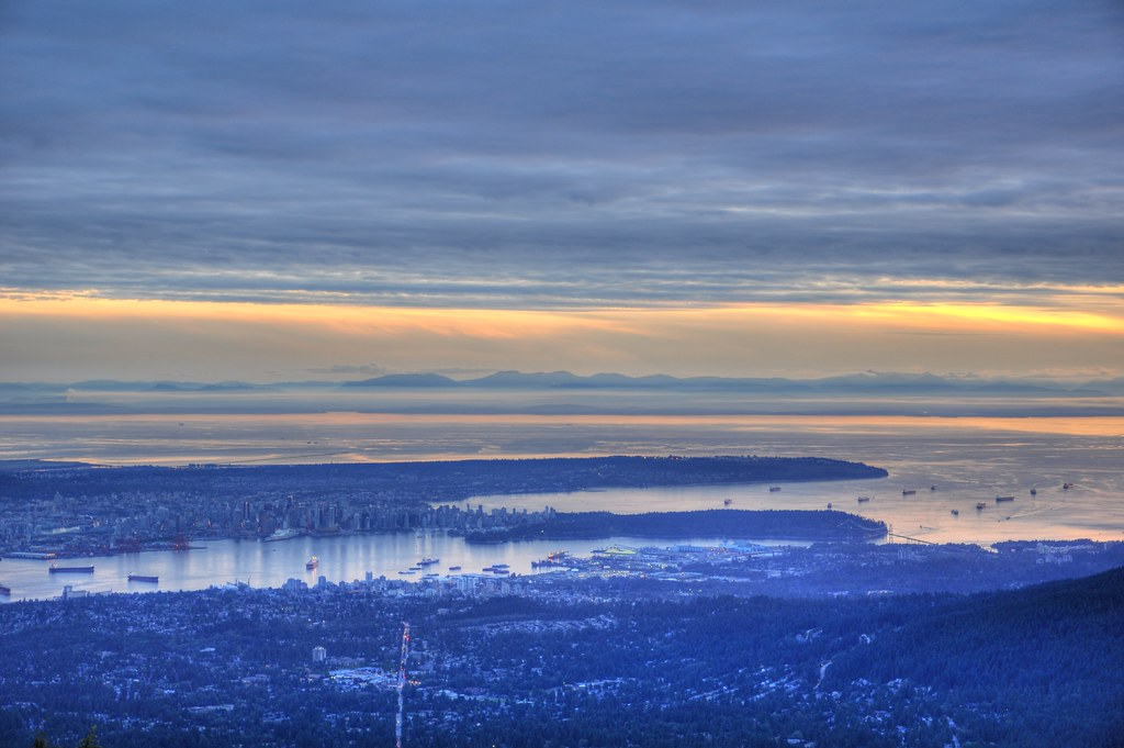 Vancouver's Natural Harbour