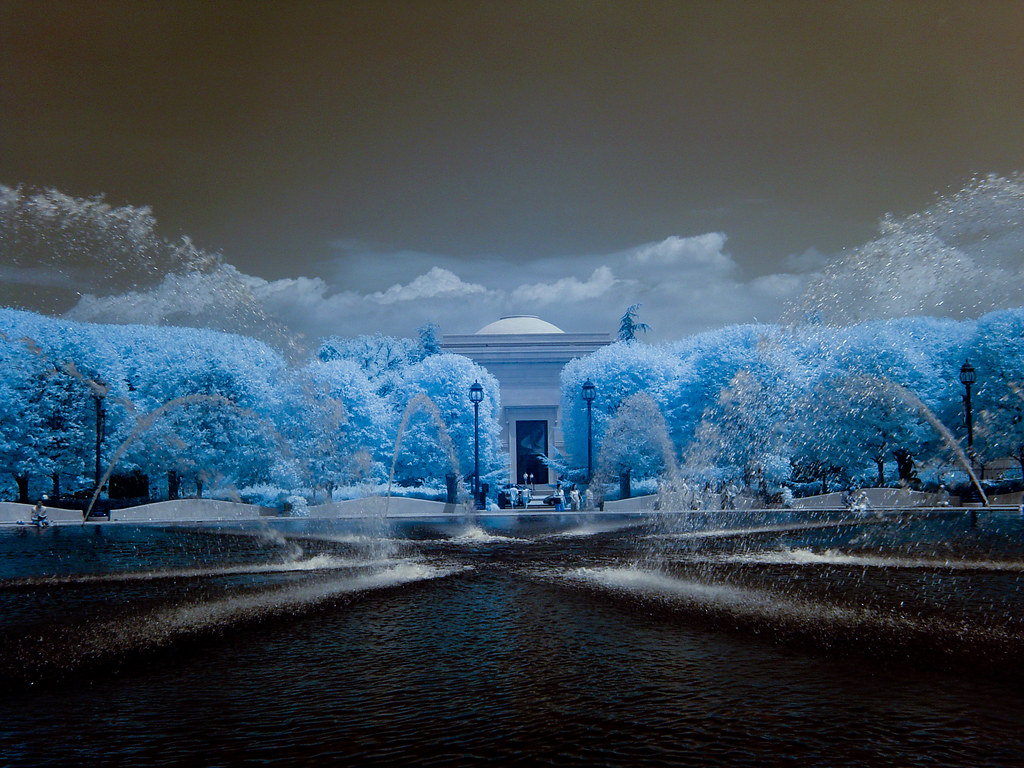 Wonderful Infrared Photography