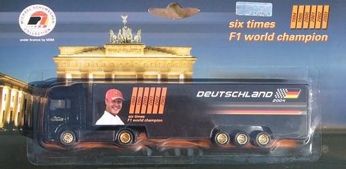 GP Deutschland – Minitruck