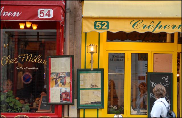 Restaurant Creperie Paris