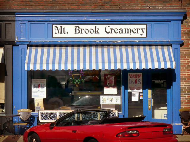 Mountain Brook Creamery Ice Cream Cake