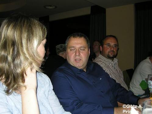 Claudia Borchers, Roland Fricke, Carsten Gersdorf