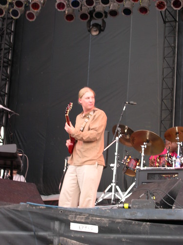 Derek Trucks of The Allman Brothers Band