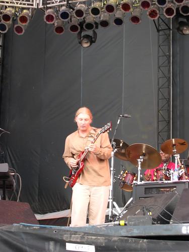 Derek Trucks of The Allman Brothers Band