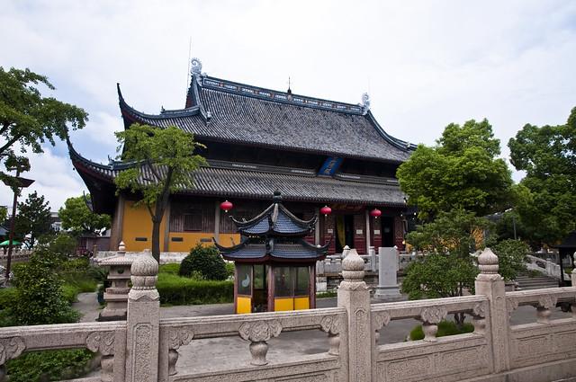Sanqing Hall 三清殿