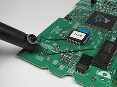 video card(0.0), display device(0.0), network interface controller(0.0), personal computer hardware(1.0), microcontroller(1.0), motherboard(1.0), electronics(1.0), computer hardware(1.0),