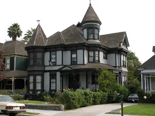 Los Angeles - Echo Park Victorian 13