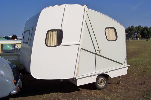 vintage folding caravan flickr photo sharing