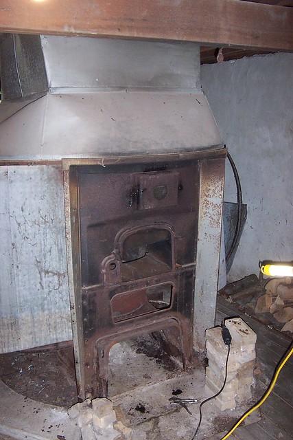 Sunbeam Coal Wood Furnace Flickr Photo Sharing
