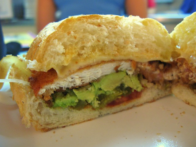 torta milanesa de pollo closeup flickr photo sharing