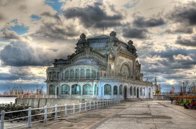 old casino constanta romania