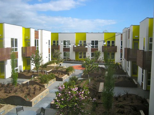 Tassafaronga Village, Oakland (courtesy of David Baker & Partners)