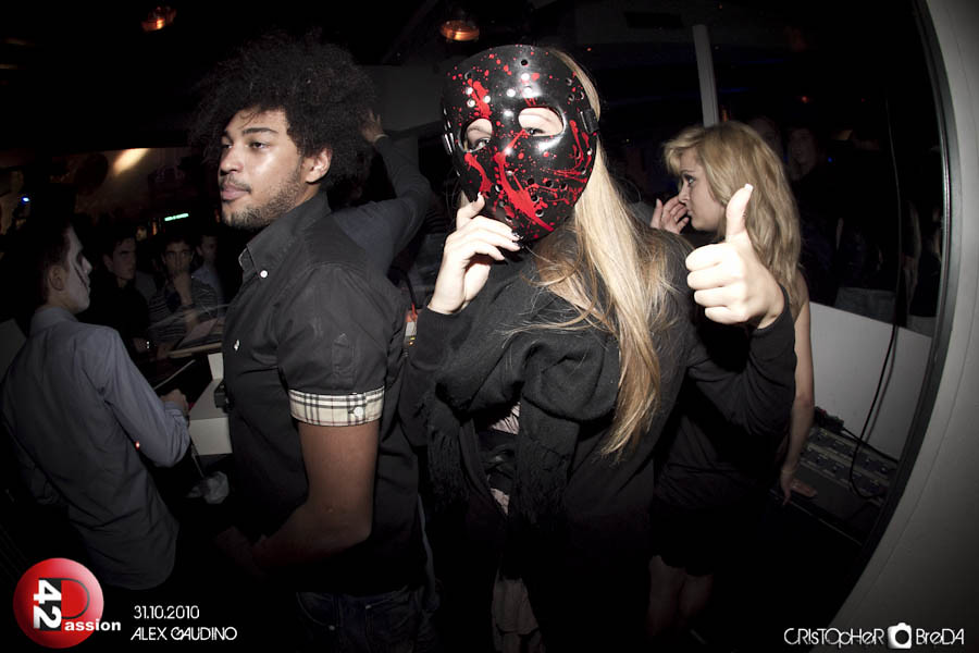 Halloween Party Breda.20101101 Passion54 Halloween Alexgaudino 015 Cristopher