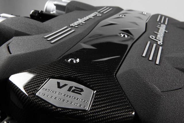 Lamborghini 6.2 liter V12