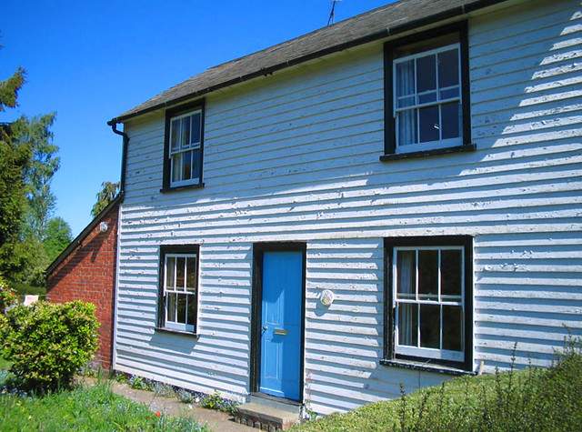 New England Cottage In Old England Flickr Photo Sharing