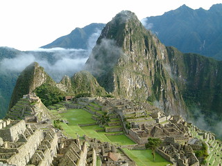 Machu Picchu - One of the New 7 Wonders of the World!
