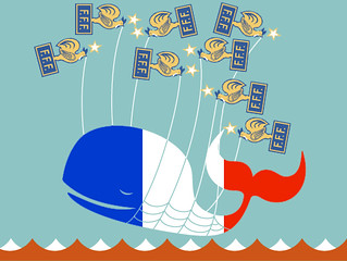 French FFFFAIL Whale
