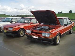 1982 Ford XE Fairmont Ghia ESPs