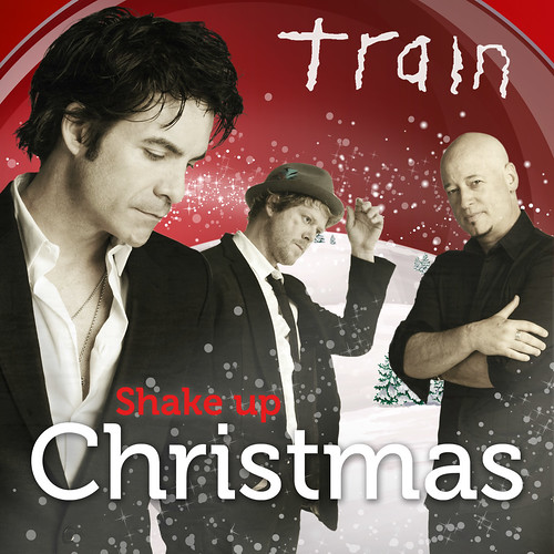 Train: Shake Up Christmas
