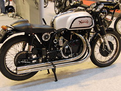 Classic Bike Show, NEC.