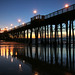 Carlsbad Pier, CA by Hulivili
