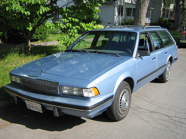 93 buick century 4 dr wagon pic 1 flickr photo sharing. Black Bedroom Furniture Sets. Home Design Ideas
